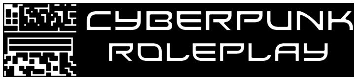 Cyberpunk Roleplay